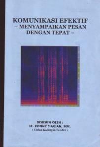 Buku Komunikasi Efektif